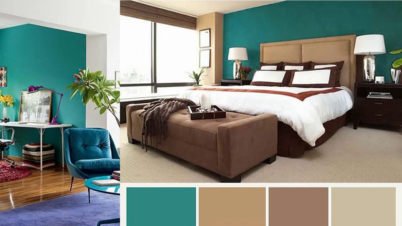 Combinaciones de colores perfectas paleta de colores para pintar tu hogar youtube - Combinacion de colores para pintar interiores ...