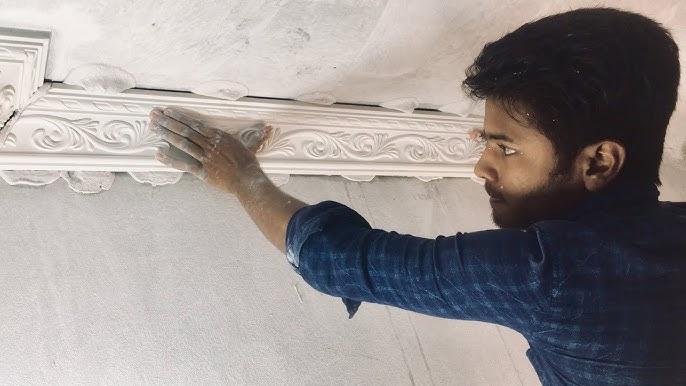Plaster Of Paris Interior Designs Making Documentary Youtube