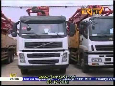 Eritrea - LIVE EriTV Tigrinya News from 05-12-2011