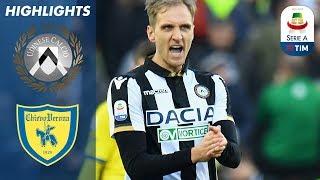 Udinese 1-0 Chievo | Late Udinese Goal Breaks Deadlock | Serie A
