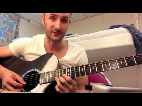 Michael Buble - Home GUITAR SOLO TUTORIAL