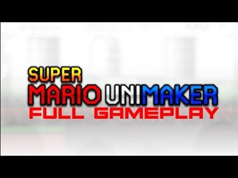 Super Mario UniMaker (Demo) - Full Gameplay - No Commentary