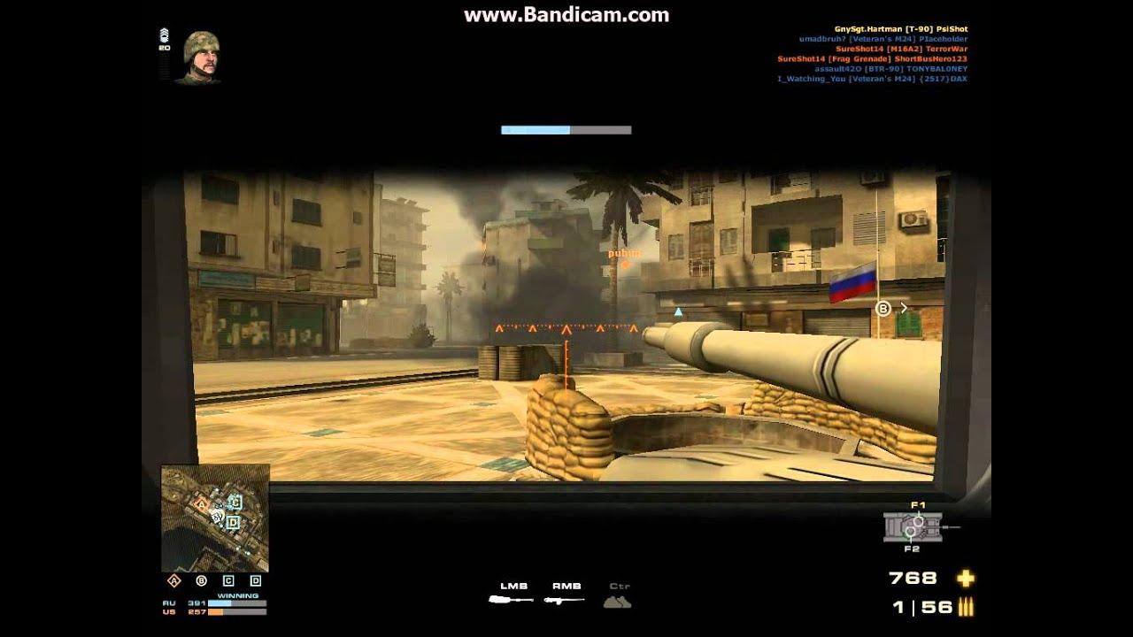 Battlefield P4F 30 7 Karkand W Commentary