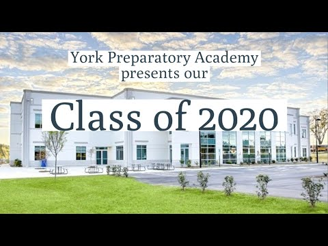 York Preparatory Academy Class of 2020