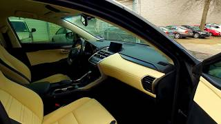 2016 Lexus Nx200t. Утопленник Из Сша. Авто Из Америки