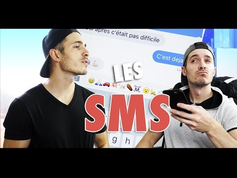 LES SMS – JIMMY