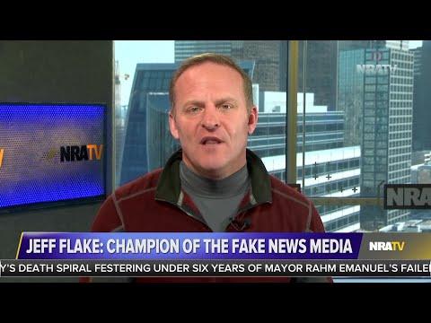 Jeff Flake: Champion of the Pravda 2.0 Fake News
