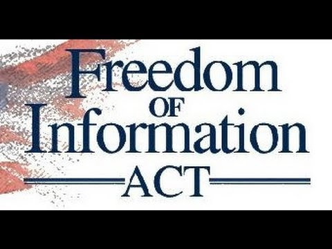 Question: Ever Filed Freedom of Information Act Requests?