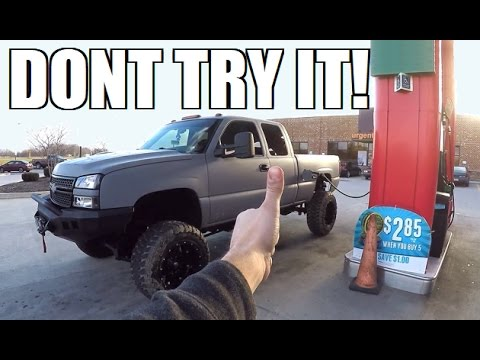 What Happens If You Put Gas In A Diesel Truck? (DON'T Try This!!)