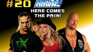 WWE SMACKDOWN! HERE COMES THE PAIN!: Season Mode - Episode 20 - FORMATION OF FACTION!