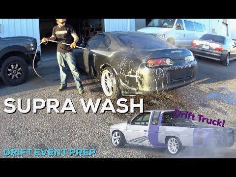 Supra Wash | Drift Prep
