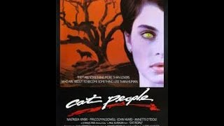 'Cat People' Theatrical Trailer 1982.