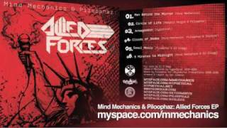 Mind Mechanics (Memphis Reigns & hypoetical) - Clouds of Smoke feat. Piloophaz & Smimooz
