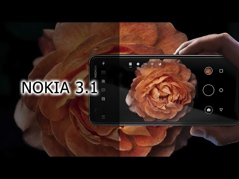 Обзор смартфона Nokia 3.1