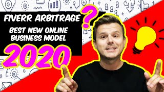 Simple Business Ideas using Fiverr to Make Money Online Fast in 2020