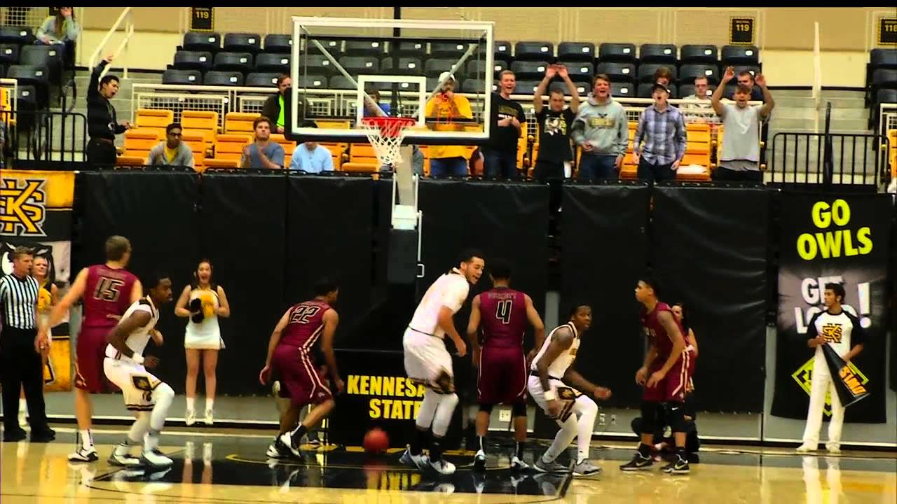 Kennesaw State Men's Basketball Soars over IUPUI 11/23/15 ...