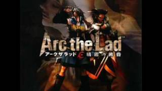 Arc The Lad Twilight Of The Spirits OST~ Offense and Defense