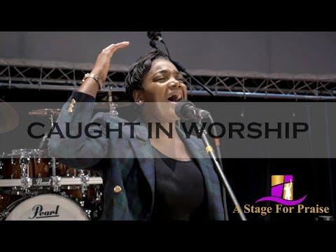 Lydia Kabs - Merci Jesus (Spontaneous Worship) | Caught In Worship