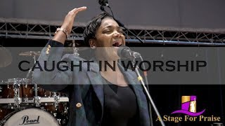 Lydia Kabs - Merci Jesus (Spontaneous Worship) | Caught In Worship