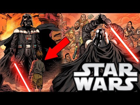 The Darkest Darth Vader Story You