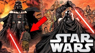 The Darkest Darth Vader Story You've Never Heard Of - Star Wars Explained