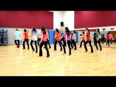 The Thing About You - Line Dance (Dance & Teach in English & 中文)