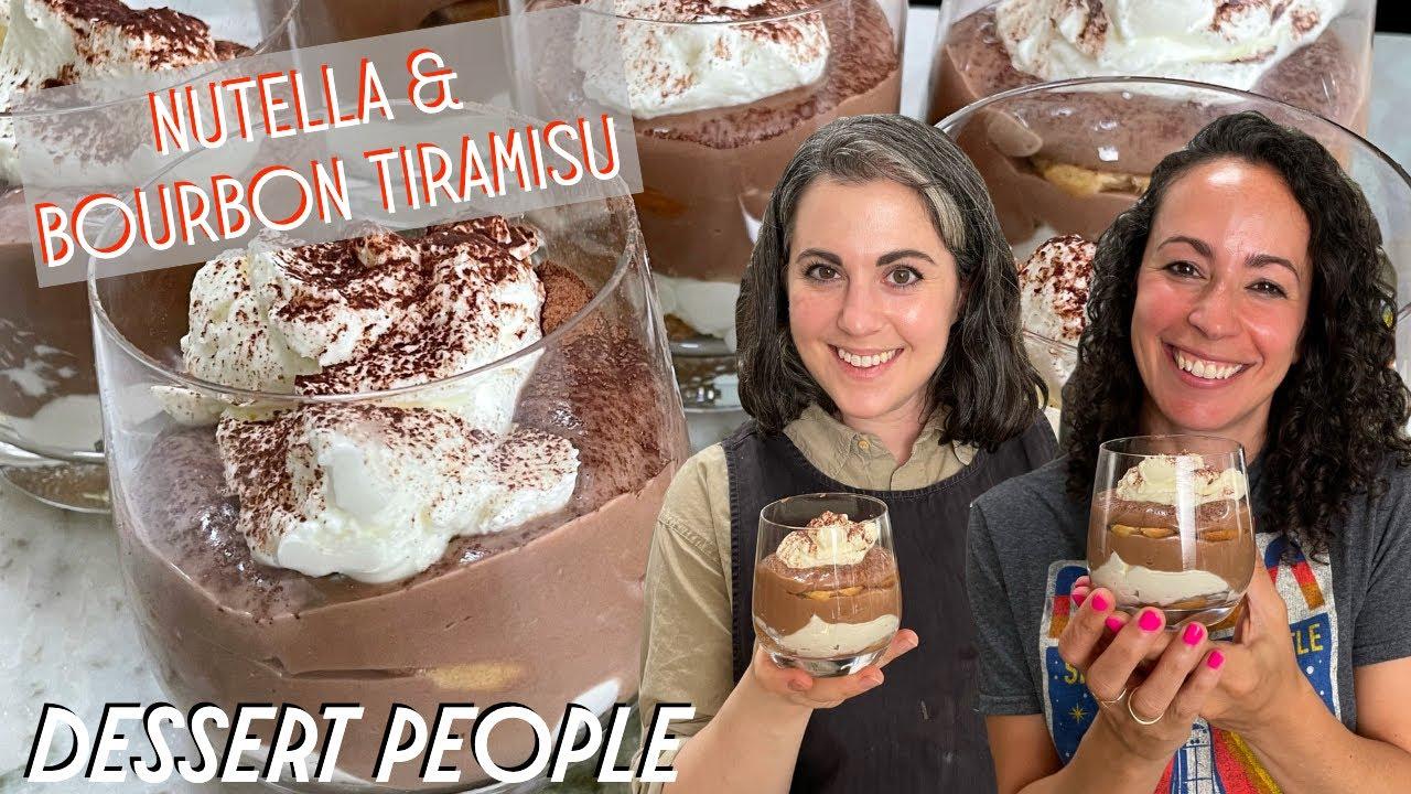 How To Make Tiramisu | Dessert People