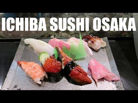 Ichiba Sushi Osaka Namba
