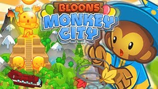 CENTESTED TERRITORY | #006 | Bloons Monkey City | PL