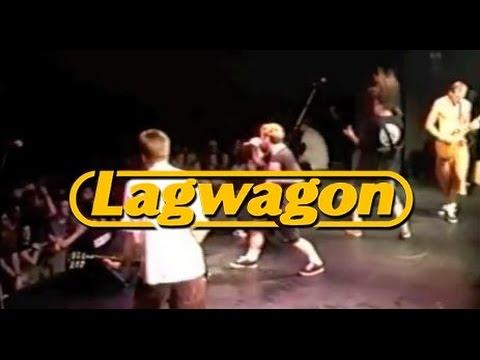 (1995) LAGWAGON island of shame MONTREAL