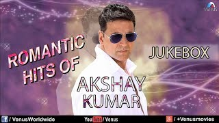 """Akshay Kumar"" Romantic Hits 