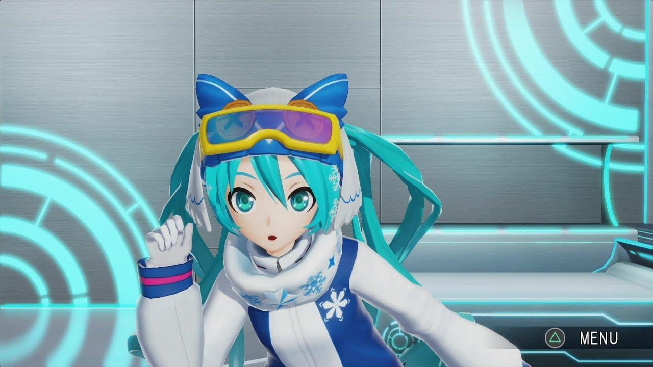 Hatsune Miku: Project DIVA X – 70 Minute Playthrough [PS4]