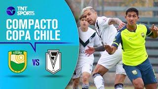 Deportes Colina 1 - 0 Santiago Morning | Copa Chile Easy 2021 - Primera Fase