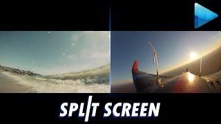 Split Screen in Sony Vegas