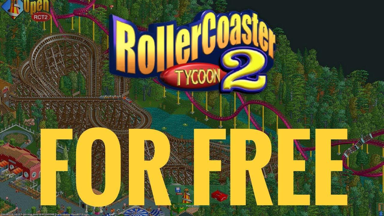download rollercoaster tycoon 3 apunkagames