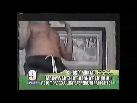 Cámara oculta a un cirujano Peruano que droga y viola a una paciente.