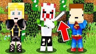 KLAUN UDAJE ZE NIE JEST MORDERCĄ!! - Minecraft Murder Mystery