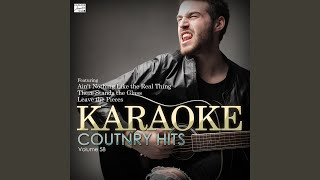 Pour Me (In the Style of Trick Pony) (Karaoke Version)