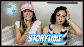 Πώς παραλίγο θα χάναμε το αεροπλάνο - Storytime || fraoules22