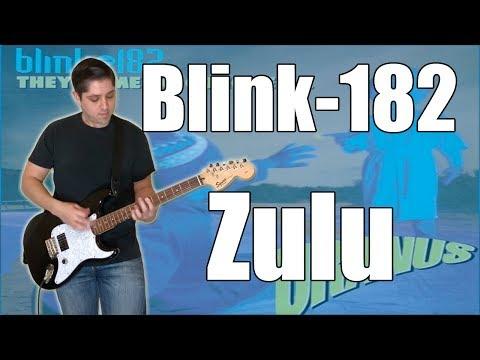 Blink-182 - Zulu (Instrumental)