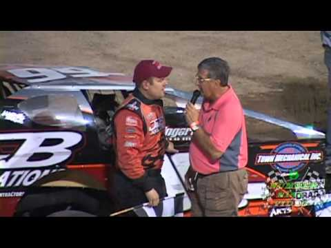 Cayuga County Speedway highlights from 05/01/11
