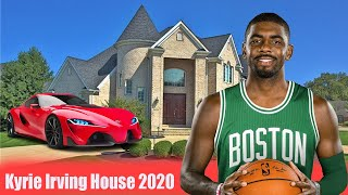 Kyrie Irving Incredible House 2020 | The Rich Life Of Kyrie Irving 2020