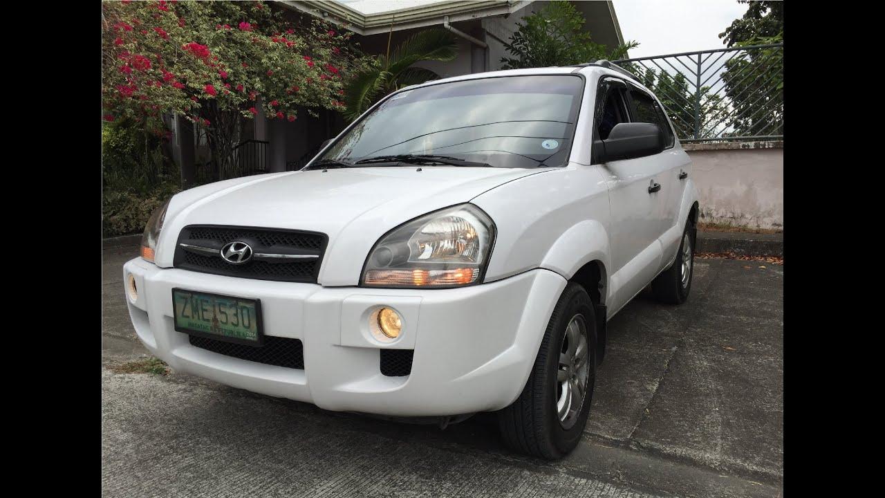 2007 hyundai tucson crdi full review interior exterior engine exhaust