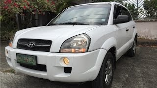 2007 Hyundai Tucson CRDi FULL REVIEW (Interior, Exterior, Engine, Exhaust)
