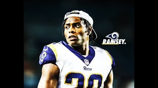 Jalen RAMsey to the Los Angeles Rams!!