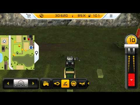 Farming Simulator 14- #3 Lets Feed The Cows!
