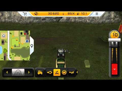 Farming Simulator 14- #3 Lets Feed The Cows!