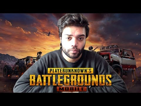 Playing PUBG MOBILE Until We Hit Million Subscribers !!!