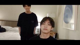 [Fake Sub] #5 (ENG/ITA/FRA/DEU) Taekook Keeping Up With Bangtan ft Yoonmin & Namjin