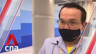 Thailand sets up COVID-19 testing lab at Bangkok's Suvarnabhumi airport